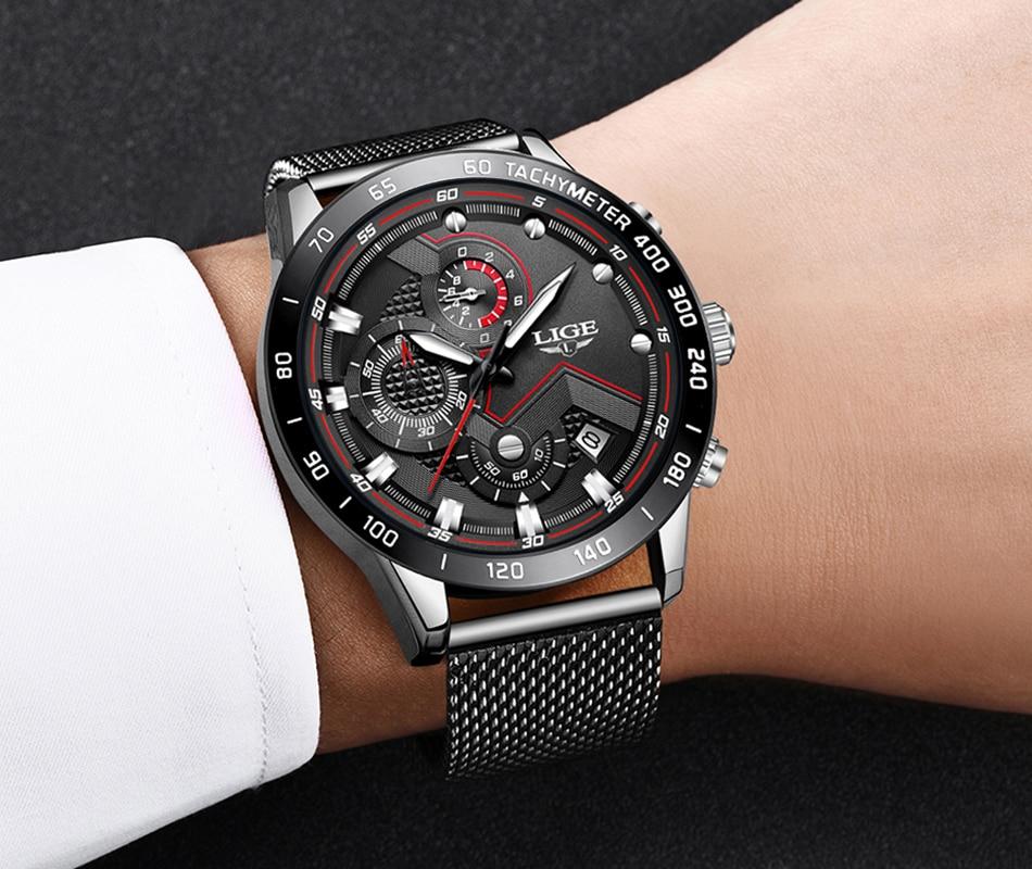HTB1d6jWOMHqK1RjSZFEq6AGMXXaP LIGE Fashion Mens Watches Brand Luxury WristWatch Quartz Clock Blue Watch Men Waterproof Sport Chronograph Relogio Masculino