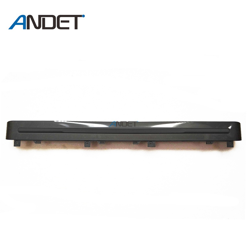 Original New for <font><b>DELL</b></font> for <font><b>Inspiron</b></font> <font><b>15</b></font> <font><b>7000</b></font> 7566 7567 Hing Tail Rear Cover Exhaust Port Strip Cooling Baffle 0D4X69 D4X69 image