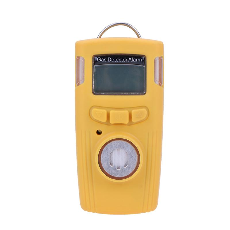 0~999 PPM Portable Oxygen CO Detector CO Carbon Monoxide Concentration Monitor Mini Home Indoor Air Quanlity Monitor uyigao ua506 brand new handheld portable meter for ppm htv digital formaldehyde test methanol concentration monitor detector w