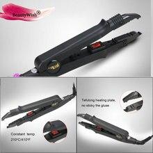 1 шт., Loof-611Constant, температурный наконечник для ногтей, профессиональное наращивание волос, термоизоляционный Железный соединитель, палочка, инструмент для плавления железа