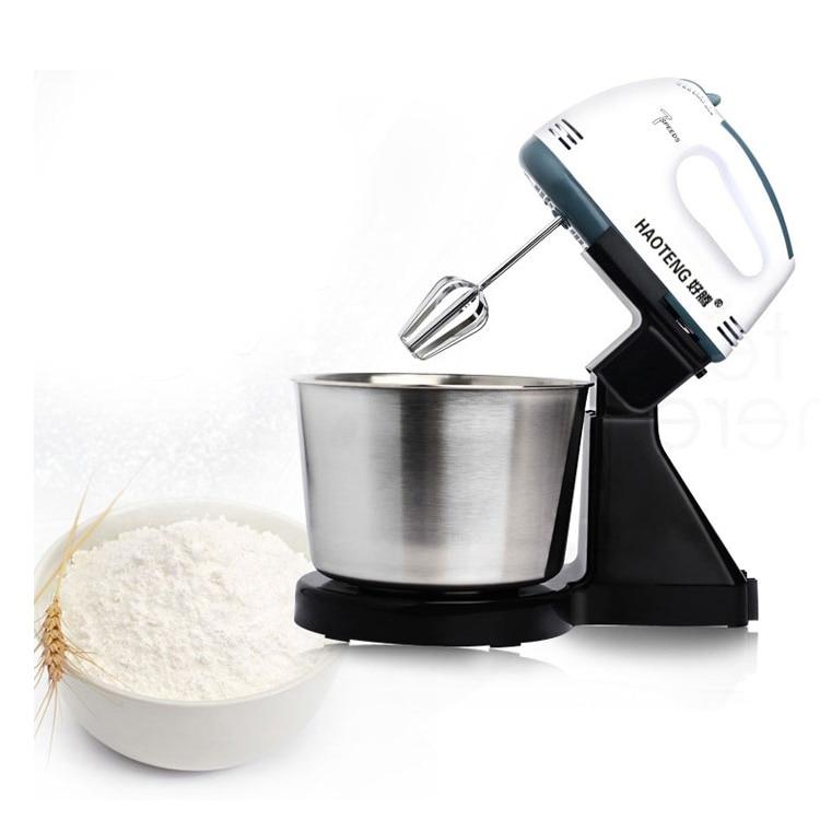 1.7L 180W Electric Hand Food Mixer Operated Mini Cream Drink Milk Mixer Food Blender bowl egg breaker egg beater egg stiring