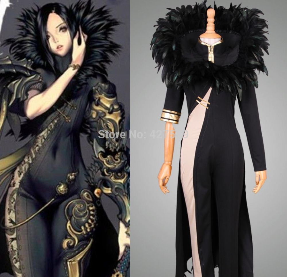 Blade And Soul Temptation Costume