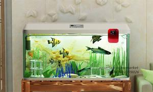 Image 2 - Pompe à air à double usage, avec batterie au Lithium, étanche, silencieuse et à double usage, pour aquarium, aquarium, aquarium, pisciculture, pompe à oxygène accrue