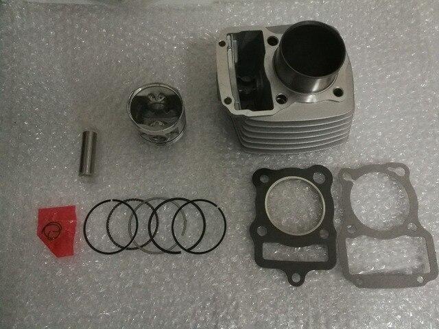 Hond Cylinder Kit Bore 56.5mm Piston CG125cc ATV 157FMI  Dirt Bikes