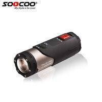 SOOCOO на S20WS мини-камера видео камера встроенный WiFi Full HD 1080 P 10 м Wateproof Спортивная камера