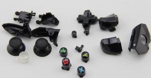 Image 2 - ゲームアクセサリーのためのxbox oneワイヤレスコントローラフルハウジングの交換シェルやボタンケース硬質表面