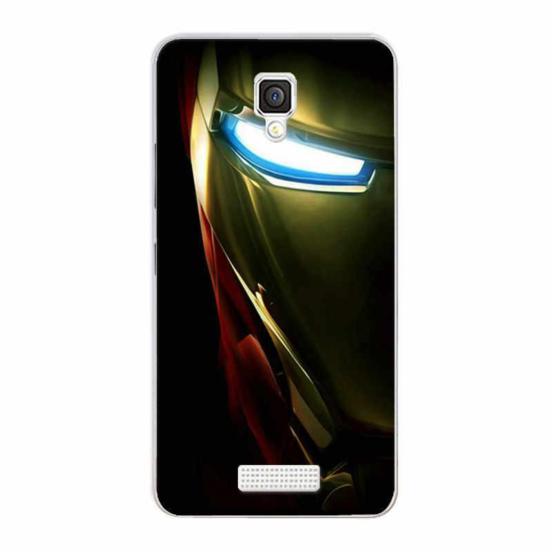 16 דפוסי אופנה אטרקטיבי מקרה עבור Lenovo A2010 כיסוי A2860 A2580 סופר איש ברזל מקרה כיסוי עבור Lenovo A2010 A 2010 Fundas