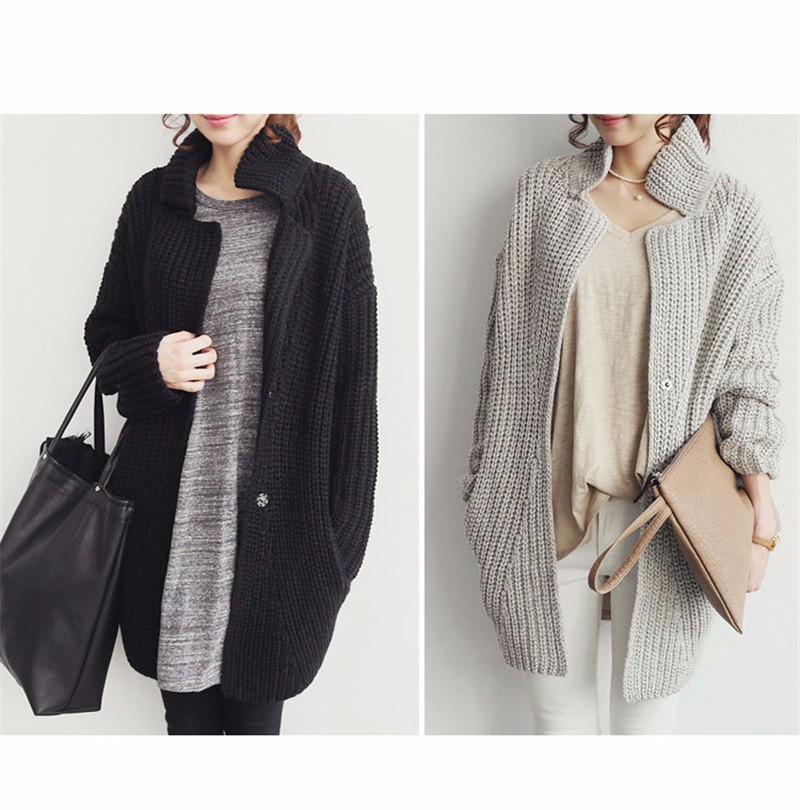 women long cardigan 1