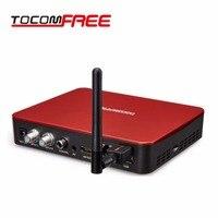 Rocomfree S929ACM FTA IPTV ACM SKS IKS 위성 수신기