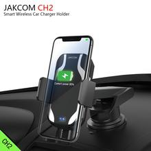 JAKCOM CH2 Smart Wireless Car Charger Holder Hot sale in Mobile Phone Holders Stands as mobile holder porta cellulare cafele