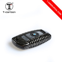T-CARBON чехол для ключей из углеродного волокна для BMW