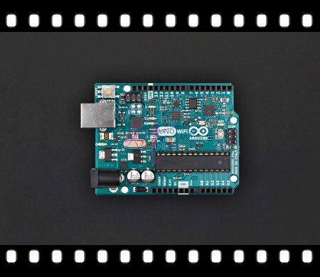 Italiano original para Arduino uno WIFI, ATmega328 (16 MHz) + ESP8266 WiFi (80 MHz 802.11b/g/n 2.4 GHz) para el Internet de Las Cosas IoT