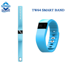 Smart band Fitness Tracker Bluetooth 4.0 Wristband Smart Pedometer Bracelet For iOS Samsung Android TW64 band