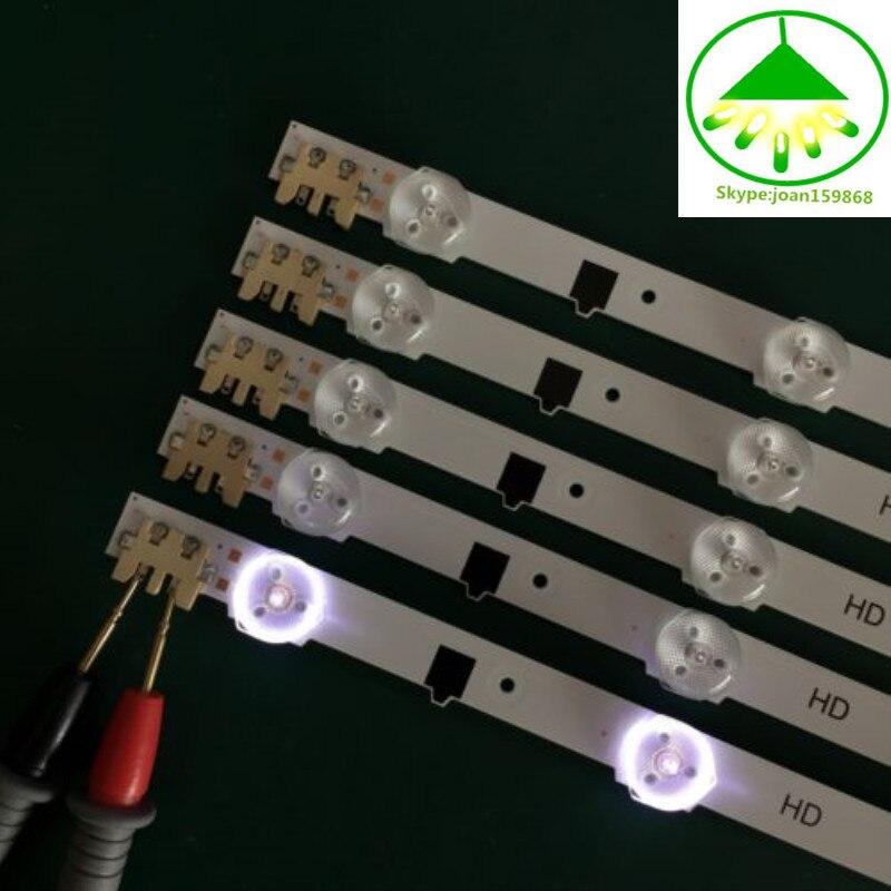 5pcs 32TV LED Strip For D2GE-320SC0-R3 UE32F6200 UE32F6400 UE32F4500 UE32F5300 5pcs 32TV LED Strip For D2GE-320SC0-R3 UE32F6200 UE32F6400 UE32F4500 UE32F5300