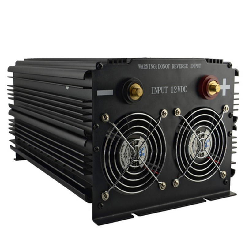 EDECOA 3500W PURE SINE WAVE INVERTER Most Advanced LCD Display 12VDC to 220V 7000W DC To AC outdoor home frequency inverter most advanced lcd display 3500w pure sine wave inverter 12vdc to 220vac 7000w peak dc to ac outdoor home frequency inverter
