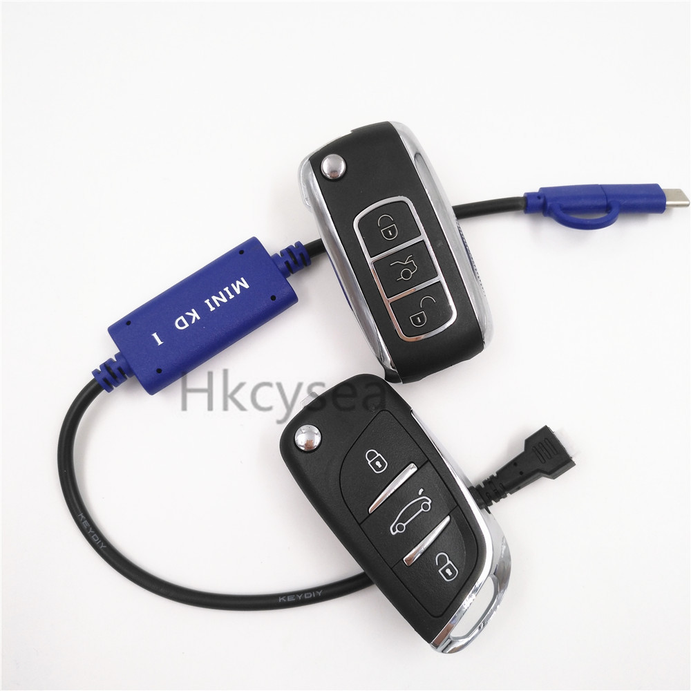Mini KD Remote Key Generator Remotes Support Android with 4pc KD remote