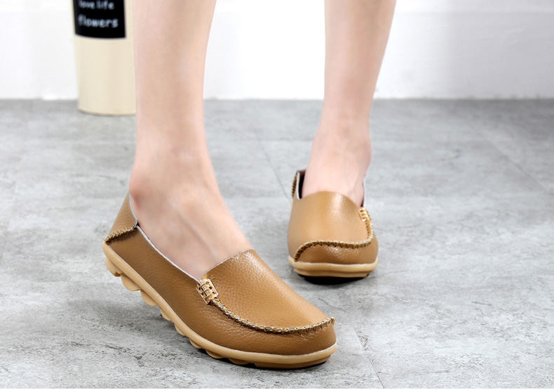 AH912 (22) women's loafers shoe