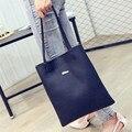 Jasmine Traveling Fashion Women Leather Litchi Stria Handbag Single Shoulder Messenger Bag Oct12