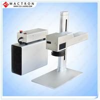 20W Desktop Fiber Laser Marking Machine For Jewellery, Rings,Gold Rings, Aluminum