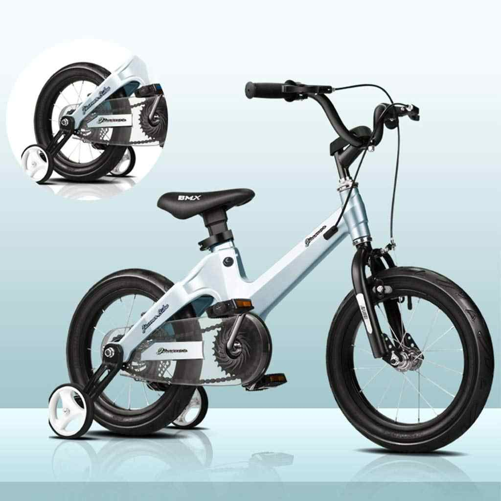 Велосипеды для мальчиков от 2 до 8 лет Детский Велосипед Голубой велосипед детский подарок Материал магниевого сплава велосипед для детей