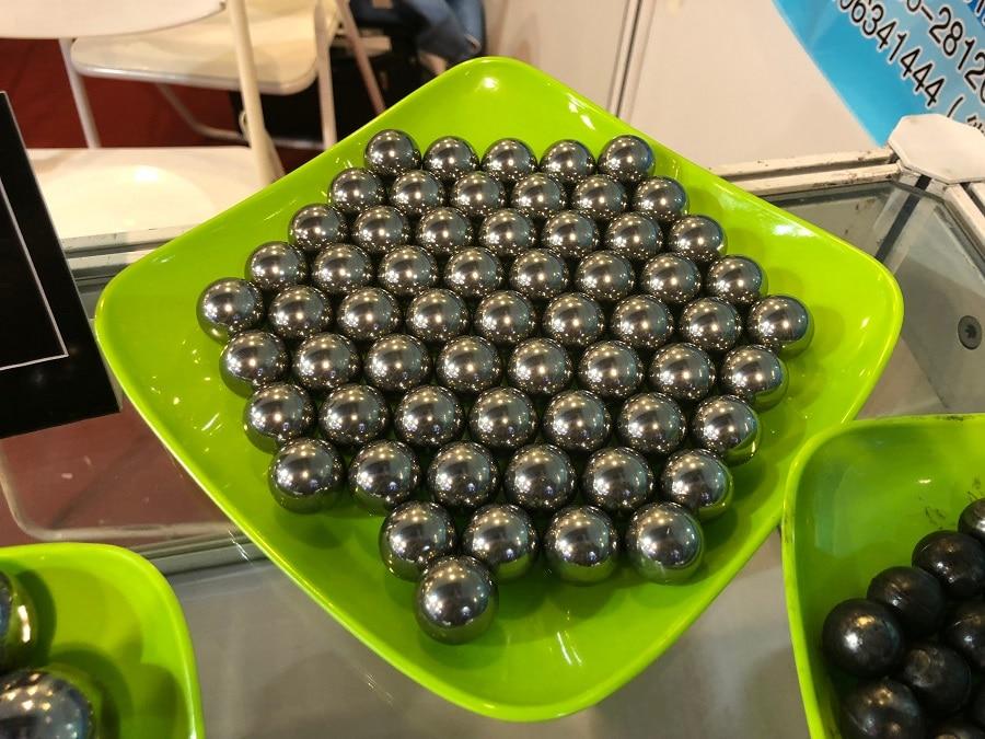 купить 1kg/lot (about 25pcs ) steel ball Dia 21.431mm bearing steel balls precision G10 21.431 mm Diameter high quality по цене 3059.89 рублей
