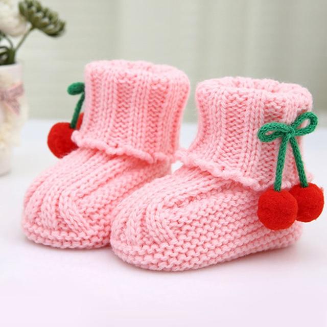 Babyschühchen Häkeln Junge Schuhe Neugeborenen Weiche Baumwollstoff