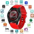 LIGE 2019 Новые смарт-часы мужские женские наручные часы Поддержка с камерой Bluetooth SIM TF карта для телефона Android reloj inteligente + коробка