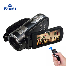 Freeshipping 1080P HD Digital Video Camera , Camera Fotografica Professional HDV-Z80 10x Optical Zoom 120x Digital Zoom
