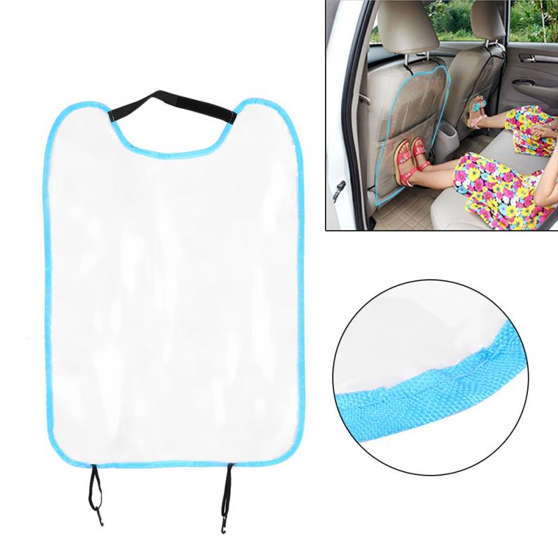 Car Seat Back Rear Protector Cover Mat Pad for Children Kick Mud Universal