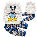 Boy Clothes Set Cotton Baby Boy Clothes Winter 2016 Cartoon New Born Baby Clothing Boy Sets Kids Clothes Spring Babies Tracksuit