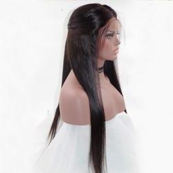 Eversilky Синтетические волосы на кружеве человеческих волос парики для Для женщин бразильский Прямо Синтетические волосы на кружеве парик