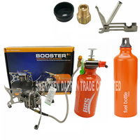 New Arrival Brs 8 Petrol Stoves Picnic Field Portable Camping Stove Outdoor Oil And Gas Dual use Furnace 208g / h Hot Selling
