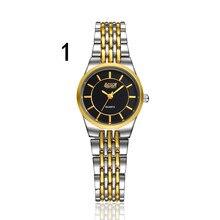 Элегантные и роскошные мужские деловые кварцевые часы демонстрируют очарование зрелого мужчины. 18