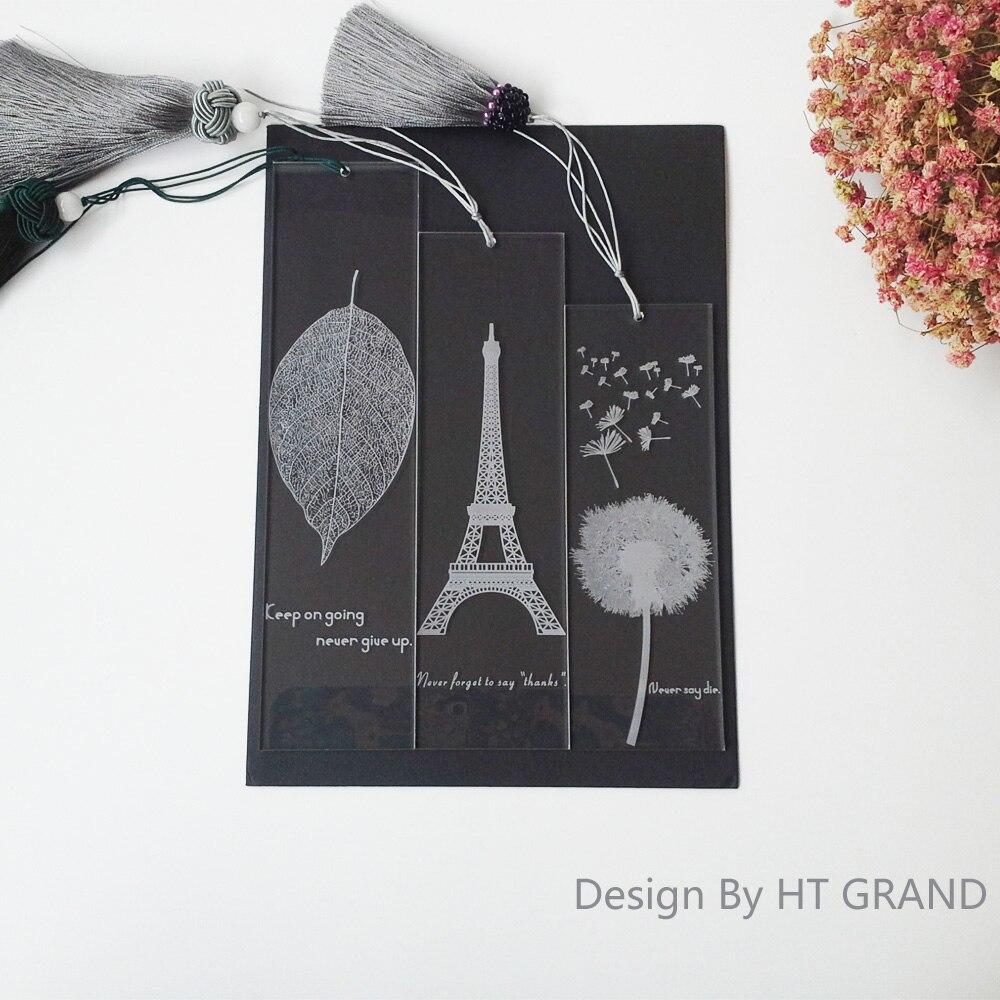 Hot Sale Special Design bröllopsdekoration 3PCS per lot clear akryl - Semester och fester
