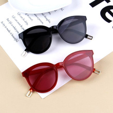 fashion vintage cat eye kids sunglasses retro baby children