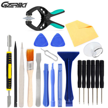 21 in 1 Professionl Mobile Phone Repair Tools Kit Screwdriver LCD Screen Opening Hand Tool Set For iPhone Tablet Watch PC