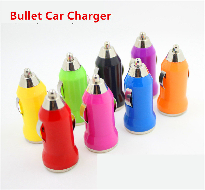 5V 1A Mini USB Car Charger Adapter For iPhone 5S 5 for Samsung Galaxy S7 Universal Charger for All Phone Charger