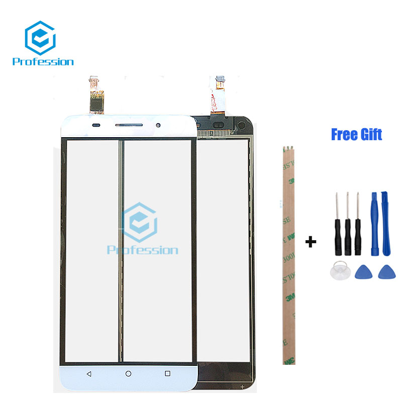 For Original Huawei Honor 6A 6X TP Touch Panel Perfect Repair Parts Touch Screen Tools+Adhesive in stock