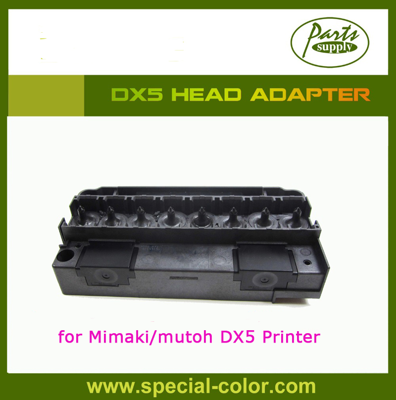 Solvent-resistant DX5 Head Cap for All Printer with DX5 Printhead Head Capping Adapter  eco solvent printer dx5 singel capping station system for galaxy with 1 original capping