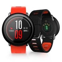 Xiaomi Amazfit темп Смарт спортивные часы 1,34 дюймов Сенсорный экран gps запись циркониевой керамики монитор сердечного ритма для Для мужчин и Для ж