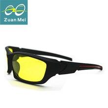 Zuan Mei Brand Night Vision Polarized Sunglasses Men Driving Sun Glasses For Women Hot Sale Quality Goggle Glasses Men ZMS-01