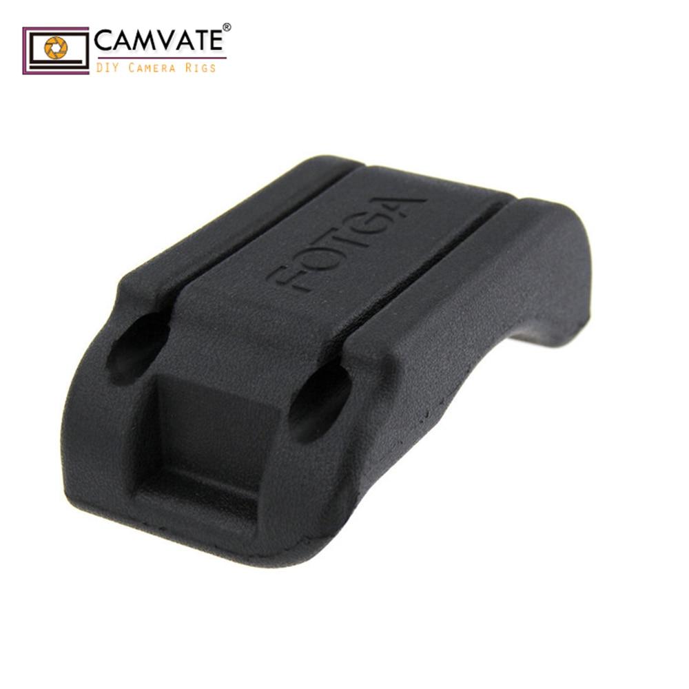 CAMVATE Steady Shoulder Mount /Shoulder Pad For 15mm Rod Support System DSLR Rig DP3000 M1 Video Camcorder Camera DV C0954
