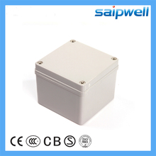 High quality ABS switch box waterproof  IP66 junction control box enclosure 125mm*125mm*100mm DS-AG-1212