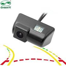 Speciale Auto Videocamera vista posteriore Per Ford Transit Connect Luce Della targa Della Macchina Fotografica con Lo Spostamento di Guida Traiettoria linea di Parcheggio