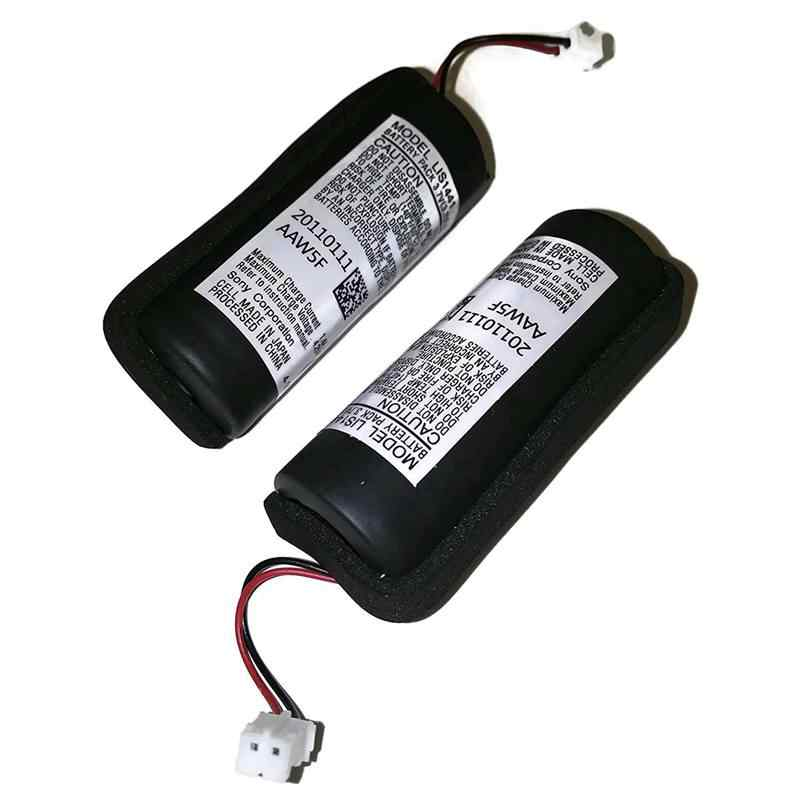 AABB-Battery for Sony PS3 Move PS4 PlayStation Move Motion Controller Right Hand CECH-ZCM1E LIS1441 LIP1450 3.7V Li-Ion Lithiu