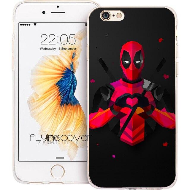 coque deadpool iphone x