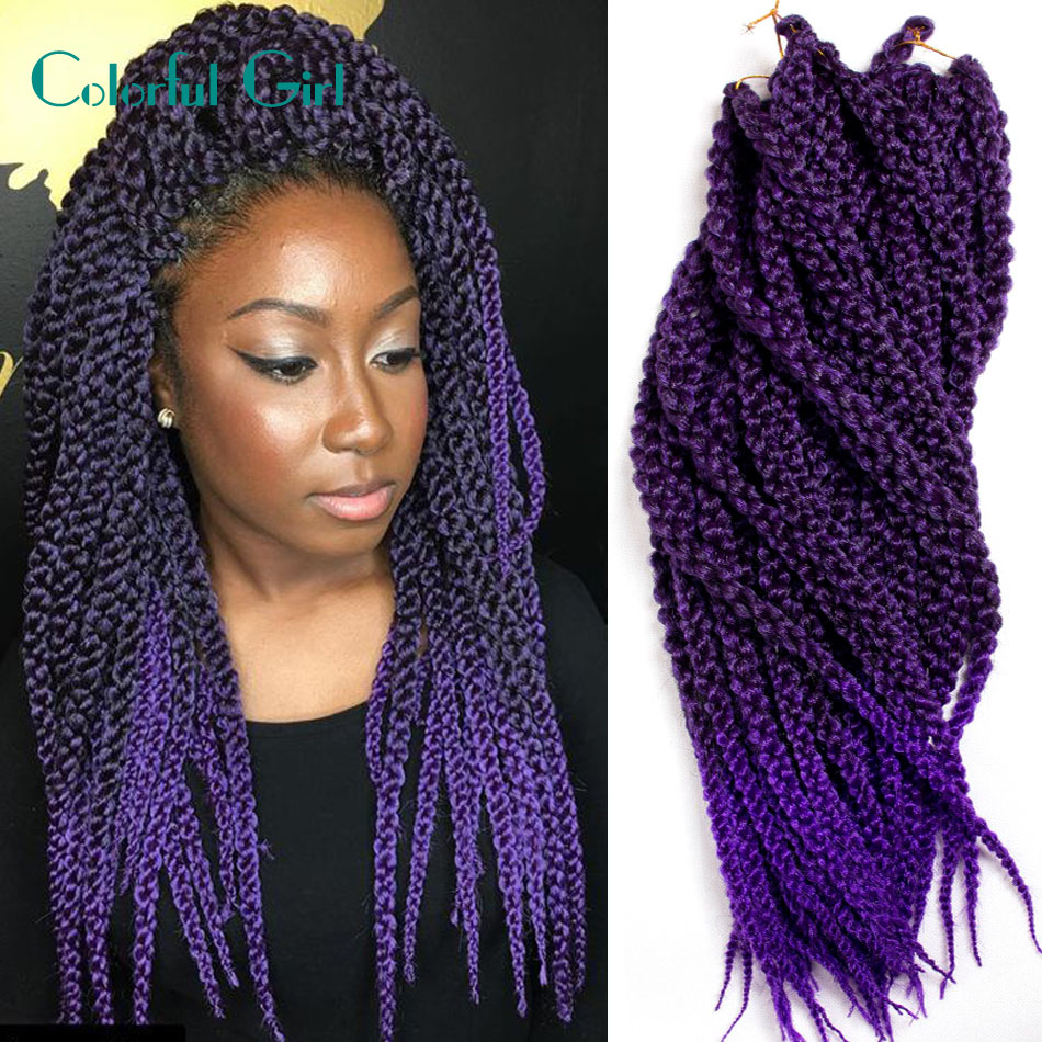 Crochet Box Braids Sale : Twist Crochet Braids Big Sale Kanekalon Marley African Box Braiding ...