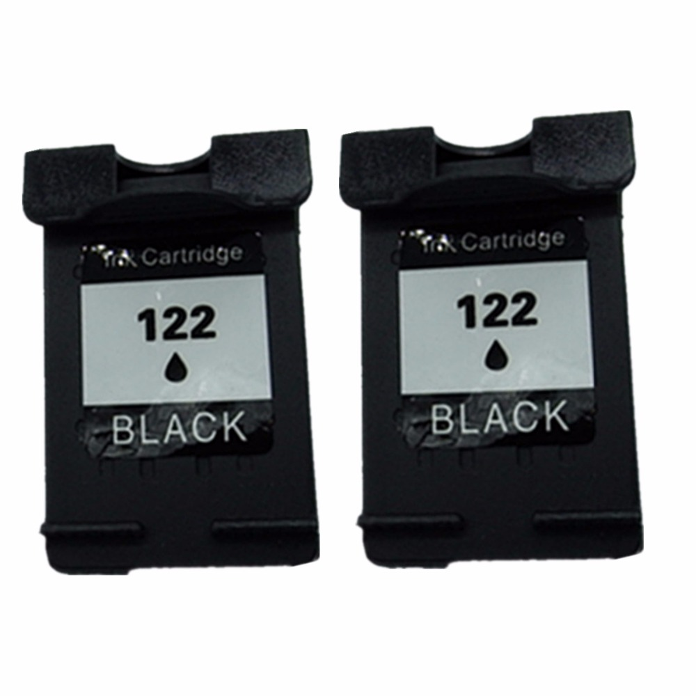 Remanufactured Ink Cartridges For HP122 XL HP122 <font><b>HP122XL</b></font> 122XL Photosmart C4610 C4640 C4650 C4670 C4680 C4683 C4685 C4688 C4740 image