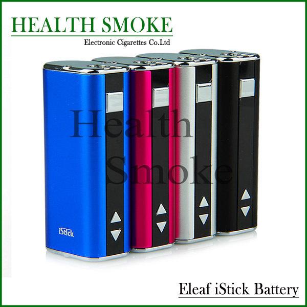 2014 Original Eleaf iStick 20 W mod pacote simples Original Ismoka iStick 2200 mah bateria potência variável mod com tela de OLED