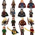 Sola Venta Super Heroes el Señor de los Anillos El hobbit Rohan Cifras Bloques de Construcción Ladrillos Juguetes para Los Niños